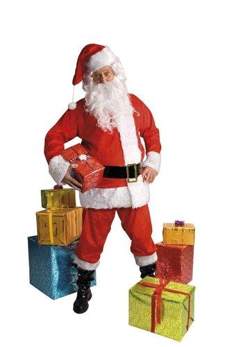 Kerstman pak Deluxe - one size