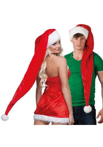 Kerstmuts Santa XXL