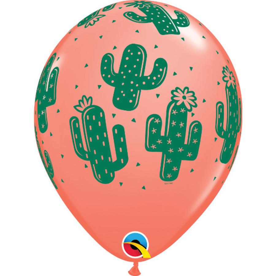 """11"""" Cactussen - 3 kleuren (28cm)-4"""