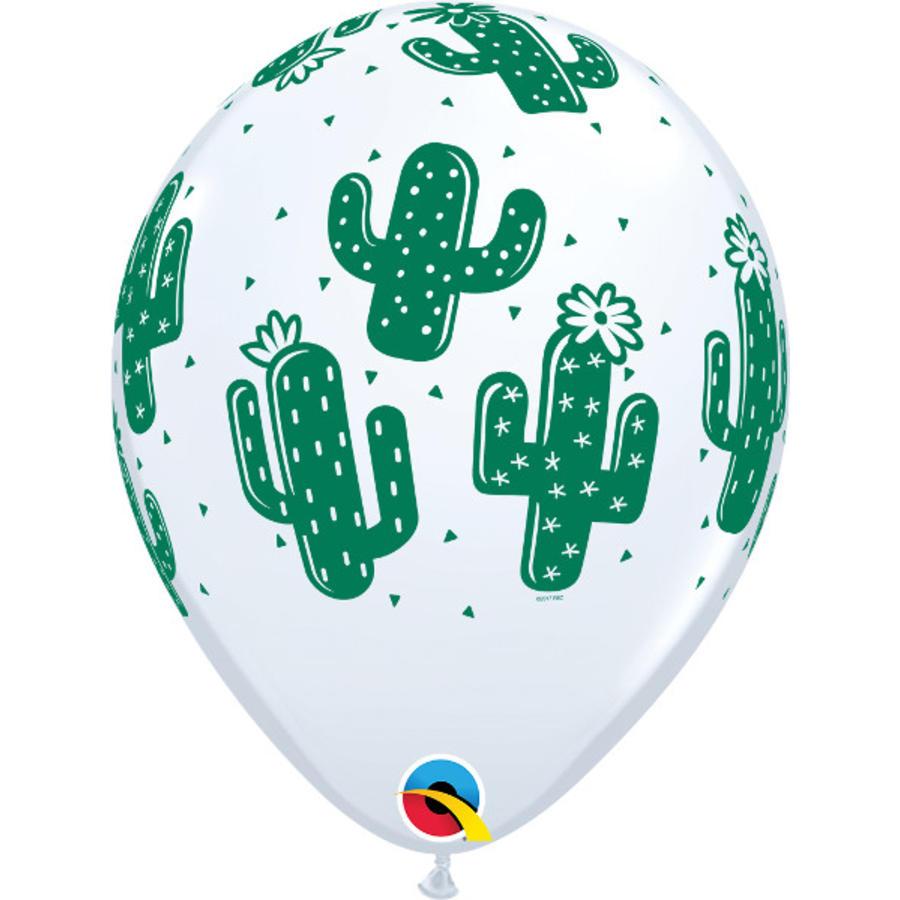 """11"""" Cactussen - 3 kleuren (28cm)-2"""