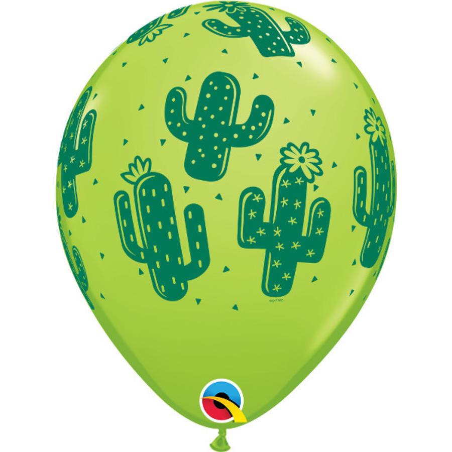 """11"""" Cactussen - 3 kleuren (28cm)-3"""