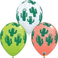 """thumb-11"""" Cactussen - 3 kleuren (28cm)-1"""