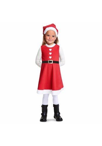 Kerst jurkje meisje