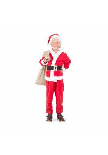 Kerstman pakje jongen