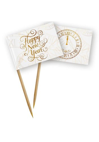 Party Prikkertjes - Happy New Year