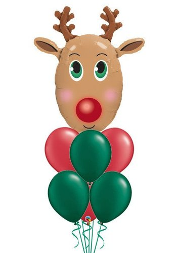 Red-Nosed Reindeer Christmas
