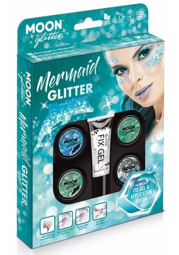 Chunky Glitterset Mermaid
