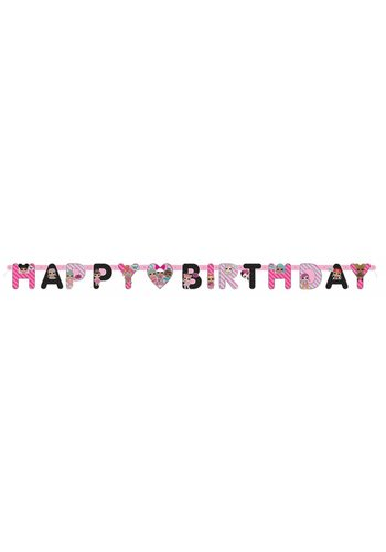 LOL Surprise Letterslinger - Happy Birthday