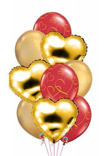 Golden Hearts Deluxe