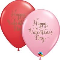 "thumb-11"" Happy Valentine's Day Gold (28cm)-1"