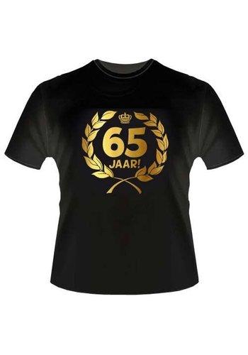 T-shirt - 65 jaar