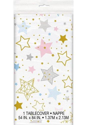 Tafelkleed Twinkle Little Star - 138 x 214 cm