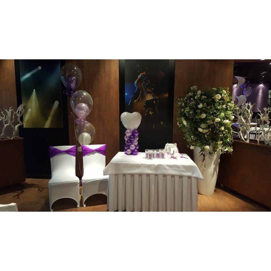 Tafel Pilaartje met folieballon-2