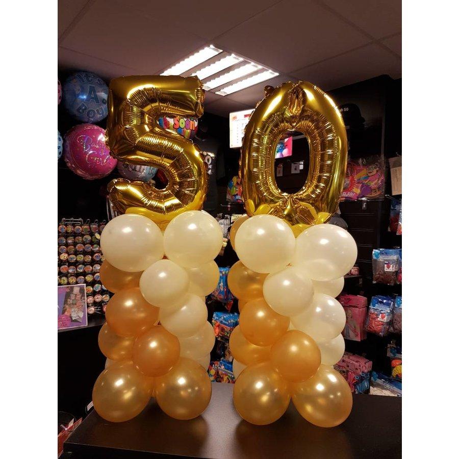 Tafel Pilaartje met folieballon-4