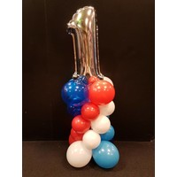 thumb-Tafel Pilaartje met folieballon-7