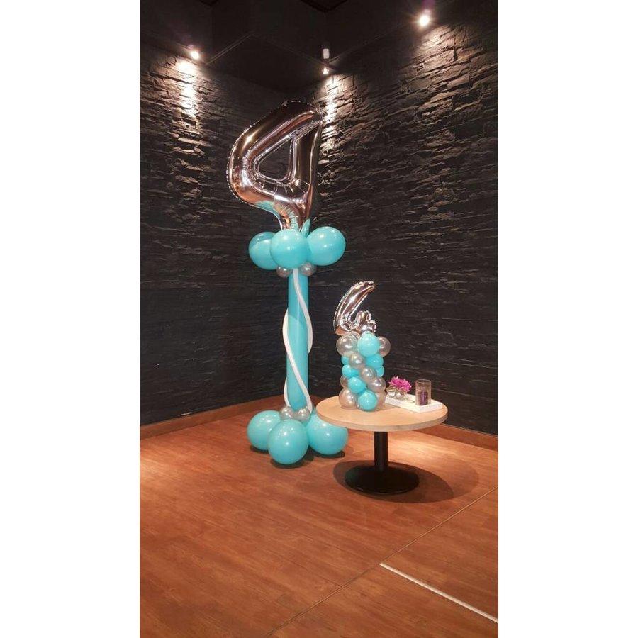 Tafel Pilaartje met folieballon-8