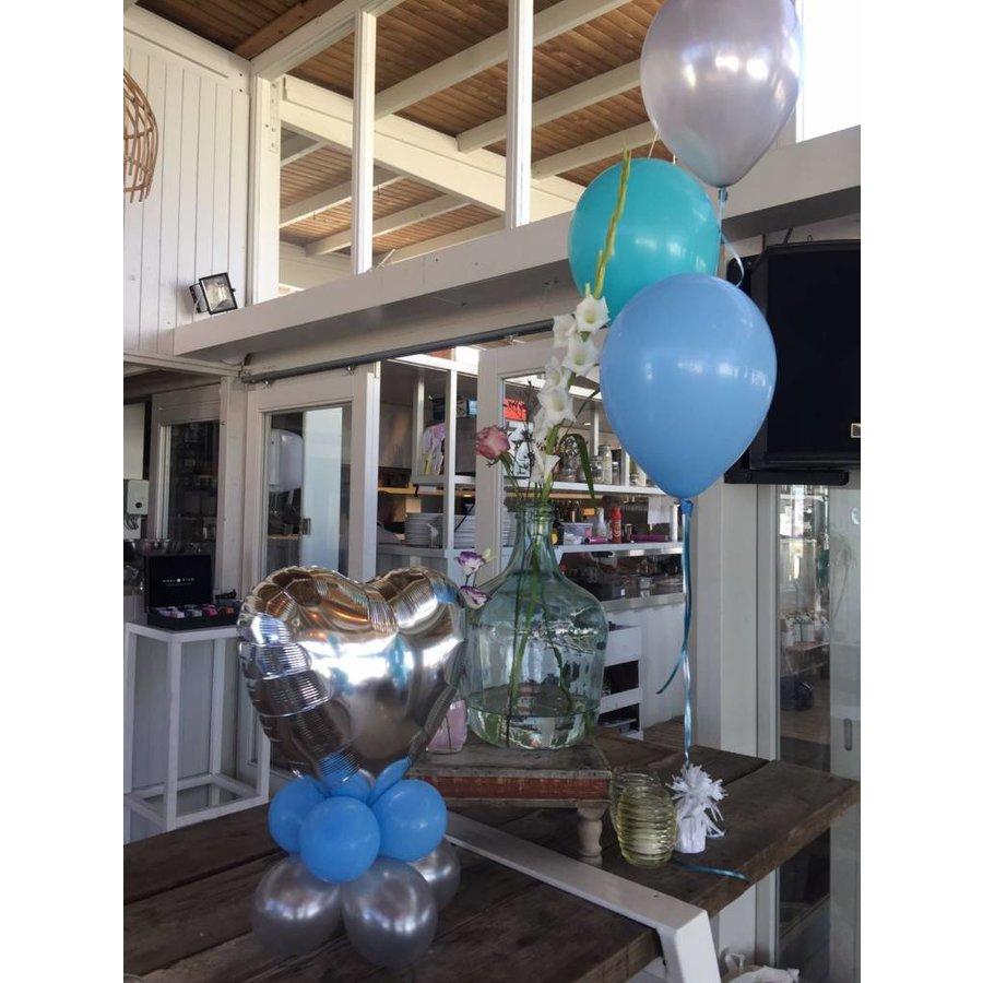 Tafel Pilaartje met folieballon-1