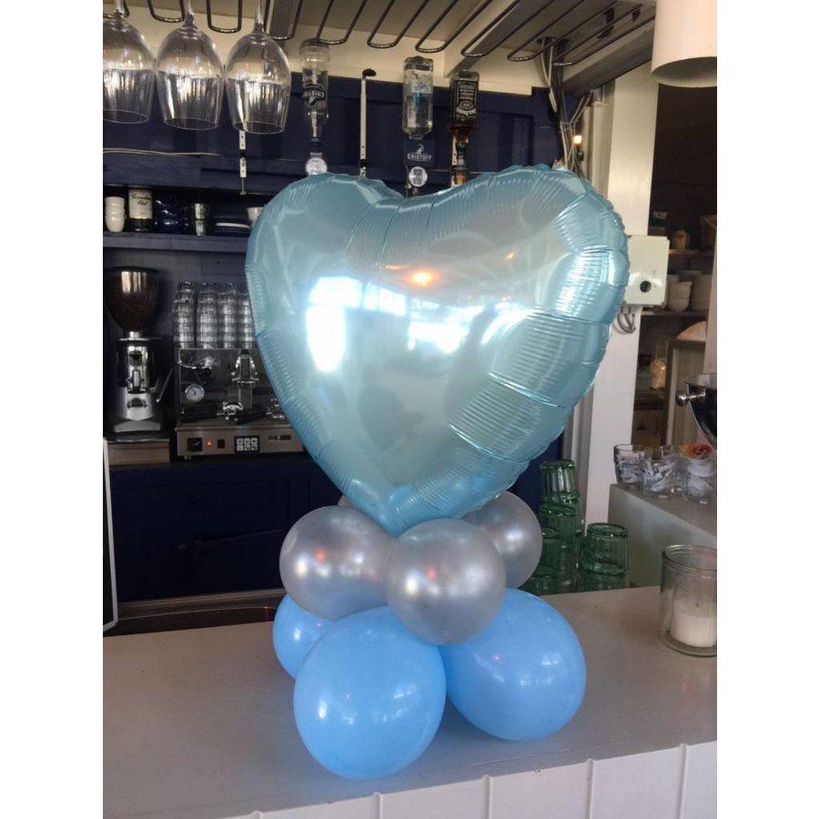 Tafel Pilaartje met folieballon-9