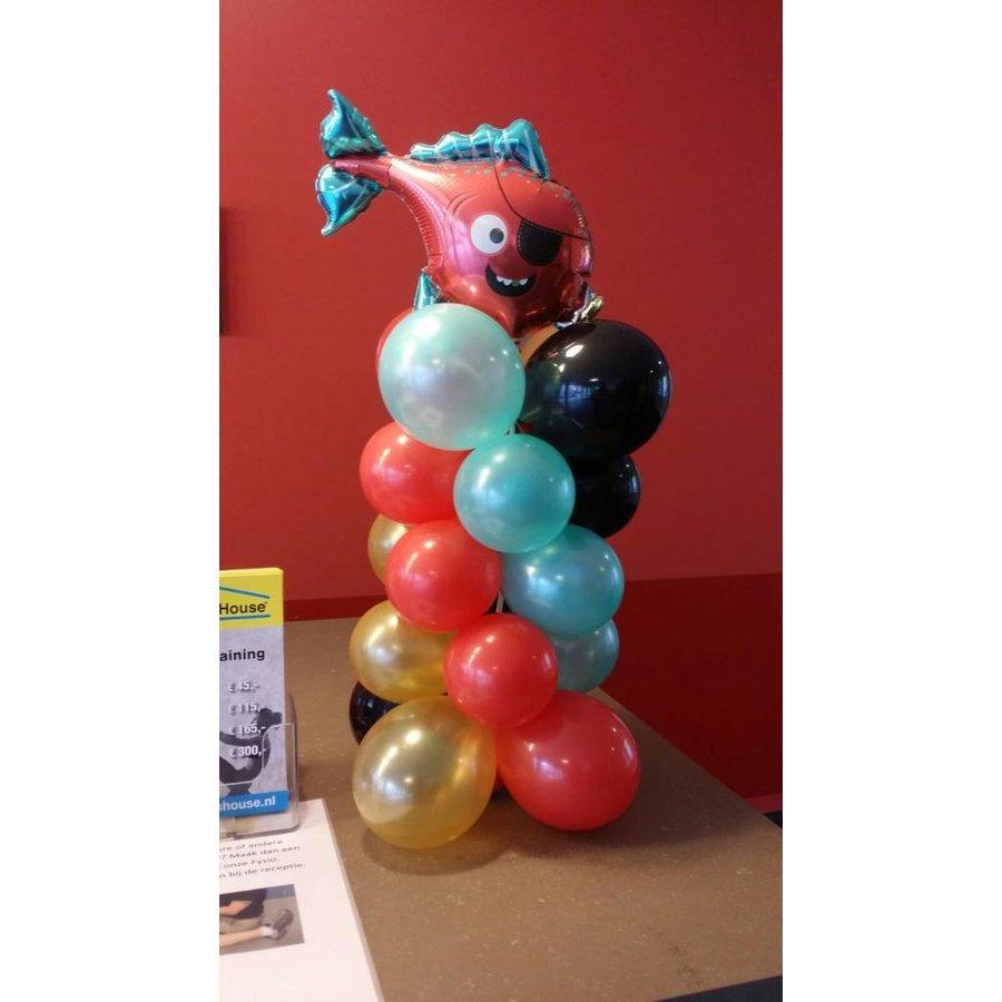 Tafel Pilaartje met folieballon-10