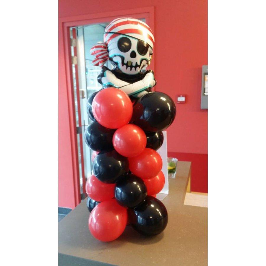Tafel Pilaartje met folieballon-11