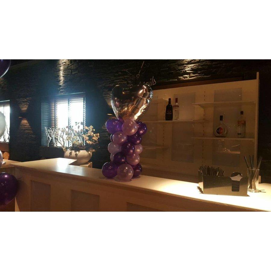 Tafel Pilaartje met folieballon-12