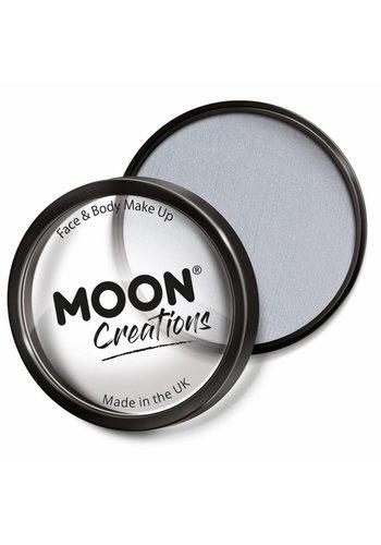 Moon Face Paint - Licht Grijs