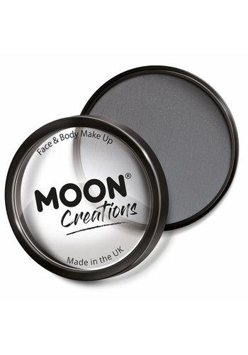 Moon Face Paint - Donker Grijs