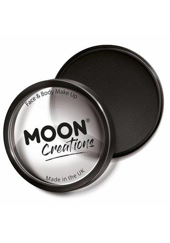 Moon Face Paint - Zwart