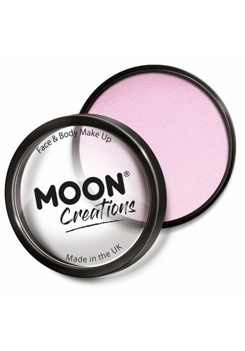 Moon Face Paint - Licht Roze
