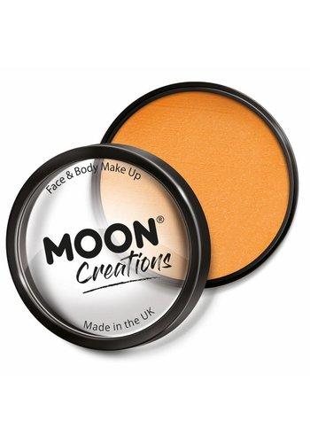 Moon Face Paint - Licht Oranje
