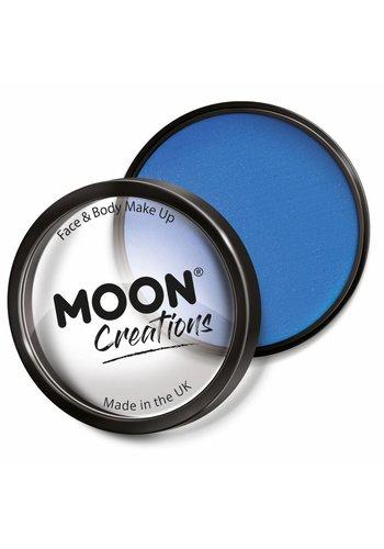 Moon Face Paint - Midden Blauw
