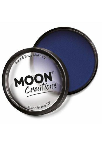 Moon Face Paint - Donker Blauw