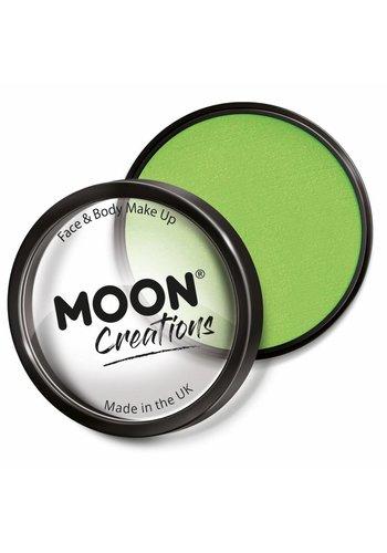 Moon Face Paint - Licht Groen