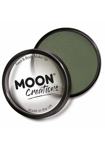 Moon Face Paint - Leger Groen
