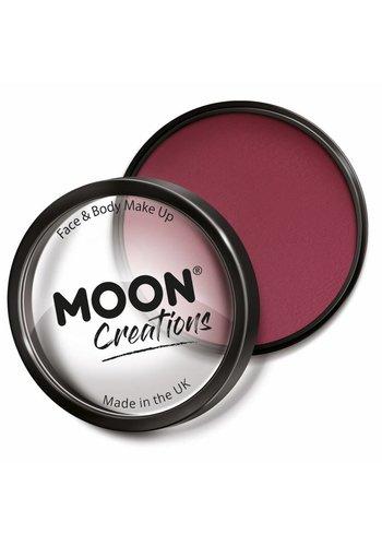 Moon Face Paint - Bordeaux