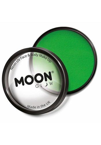 Moon UV Face Paint - Neon Groen
