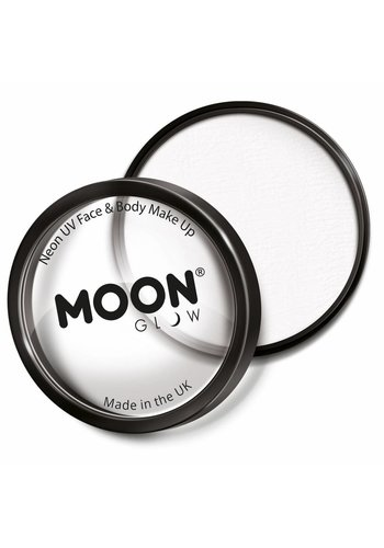 Moon UV Face Paint - Neon Wit