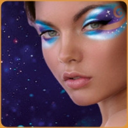 Water Make-Up Moon Creations