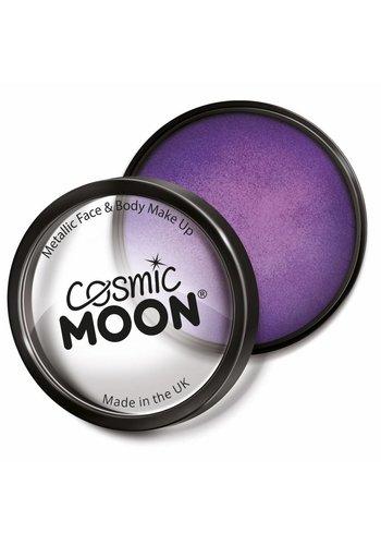 Moon Metallic Face Paint - Paars