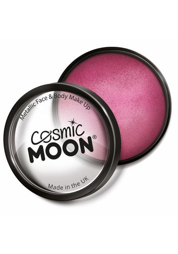 Moon Metallic Face Paint - Pink