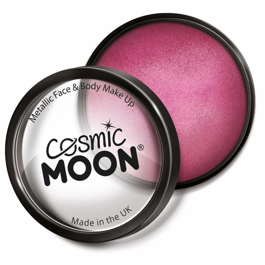 Moon Metallic Face Paint - Pink-1