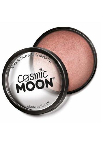 Moon Metallic Face Paint - Rosé Gold