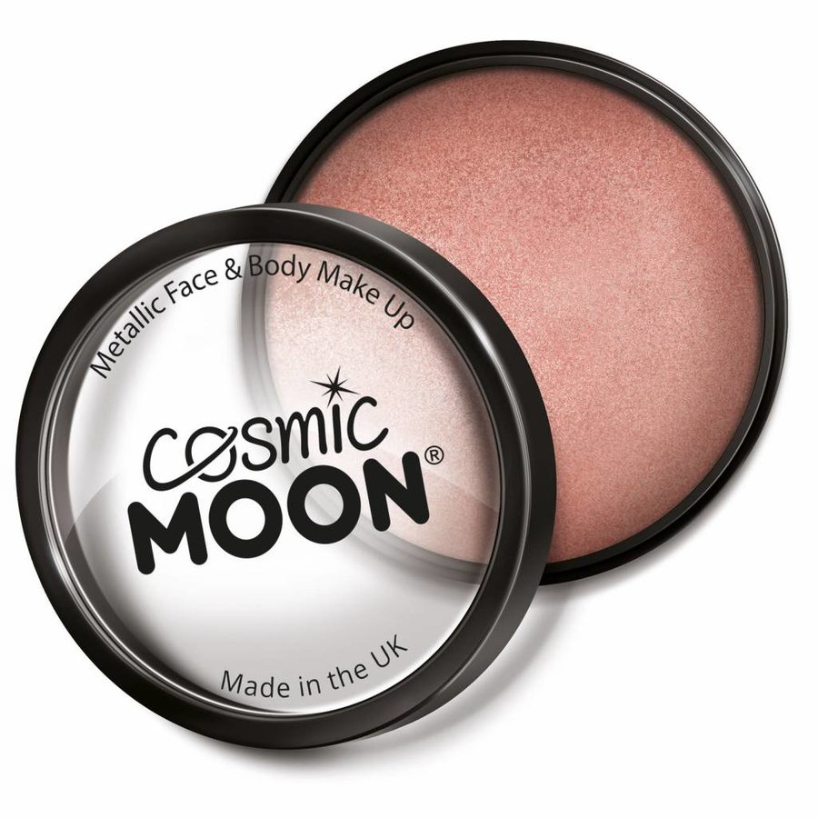 Moon Metallic Face Paint - Rosé Gold-1