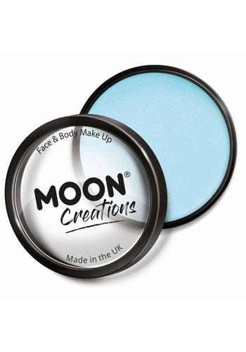 Moon Face Paint - Licht Blauw