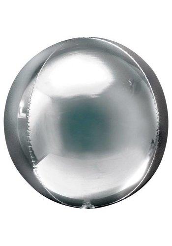 Orbz Zilver - 38 x 40cm