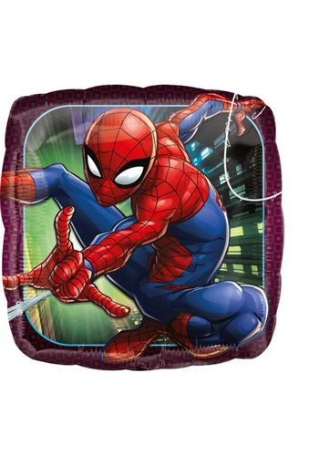 Folieballon Spiderman - 45cm