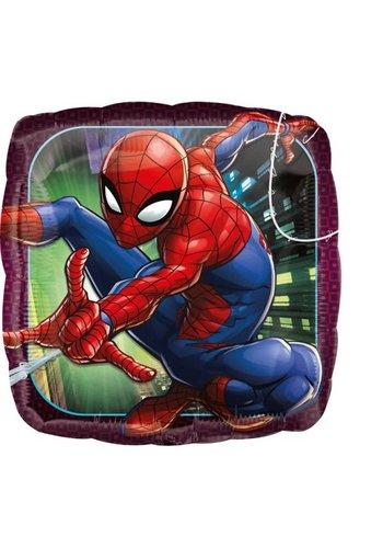 Folieballon Spiderman - 45cm