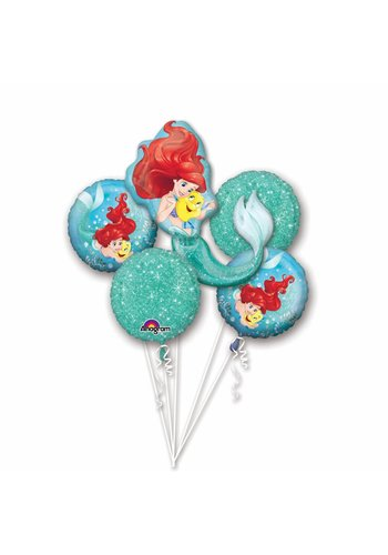 "Folieballonnen Boeket ""Ariel Dream Big"""