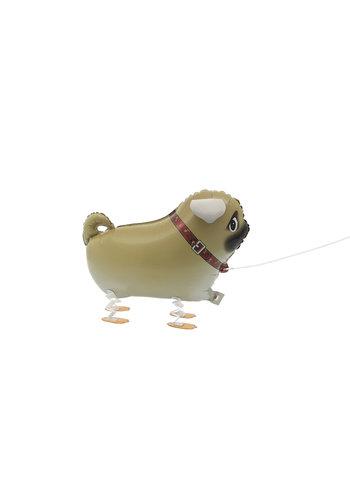 Folieballon Walking Pet Dog - 56cm