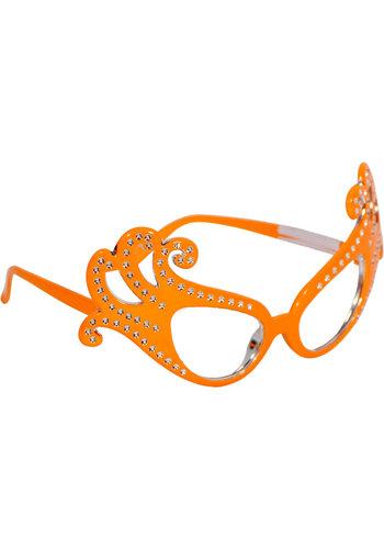 Bril Etna Oranje